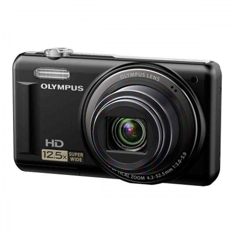 olympus-vr-320-negru-card-sandisk-sd-4gb-husa-olympus-20962-2
