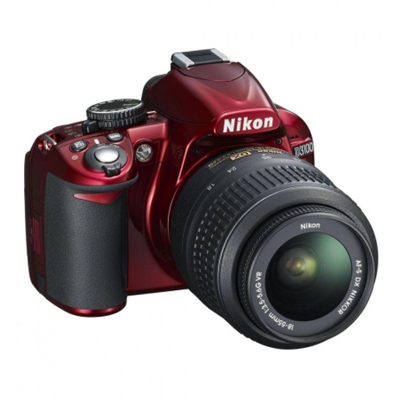 nikon-d3100-rosu-kit-18-55mm-vr-trepied-slik-f630-toc-nikon-toploader-crumpler-sdhc-4gb-a-data-class4-cablu-nikon-minihdmi-2-5m-cablu-usb-20968-3
