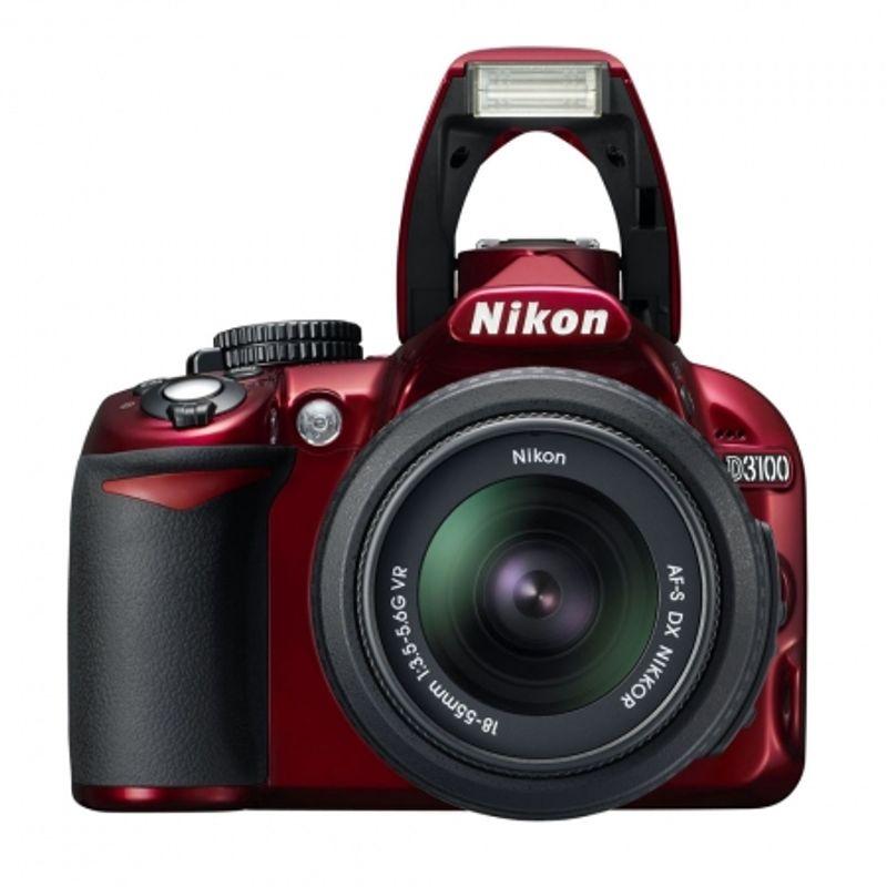 nikon-d3100-rosu-kit-18-55mm-vr-trepied-slik-f630-toc-nikon-toploader-crumpler-sdhc-4gb-a-data-class4-cablu-nikon-minihdmi-2-5m-cablu-usb-20968-5