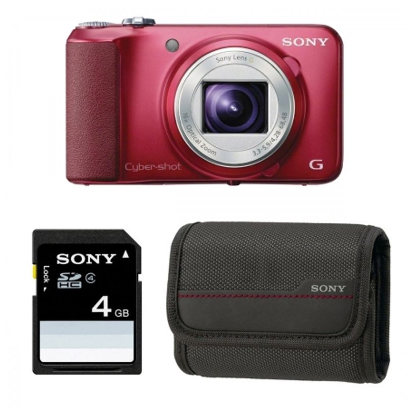 sony-cybershot-dsc-h90-rosu-husa-lcs-bdg-card-sd-4gb-16mpx-obiectiv-wide-24mm-zoom-optic-16x-filmare-hd-21828