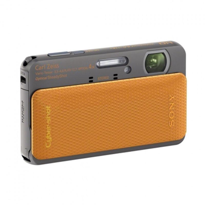 sony-cybershot-dsc-tx20-portocaliu-16mpx-obiectiv-wide-25mm-zoom-optic-4x-filmare-fullhd-subacvatic-21838-2
