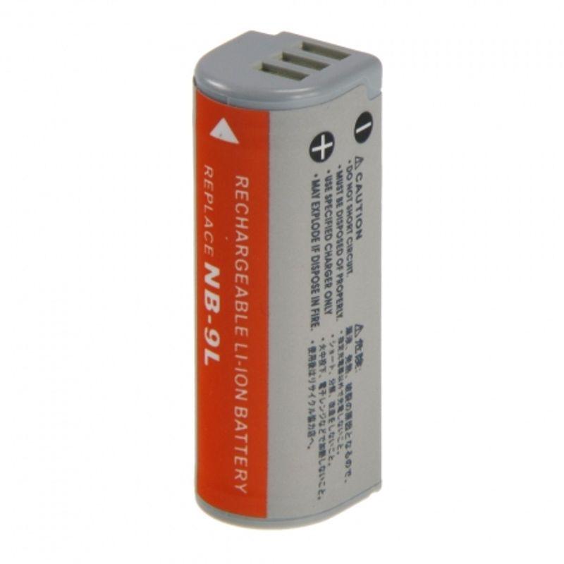 power3000-pl195g-140-acumulator-replace-tip-nb-9l-pentru-canon-700mah-18807