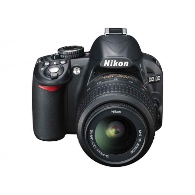nikon-d3100-negru-dublu-kit-18-55mm-vr-55-200mm-vr-geanta-nikon-cf-eu05-card-sandisk-sdhc-8gb-extreme-video-30mb-s-cabluri-hdmi-usb-21872-3