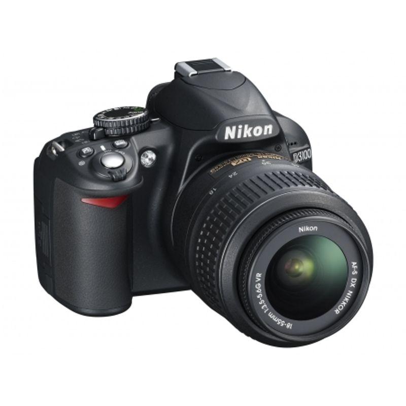 nikon-d3100-negru-dublu-kit-18-55mm-vr-55-200mm-vr-geanta-nikon-cf-eu05-card-sandisk-sdhc-8gb-extreme-video-30mb-s-cabluri-hdmi-usb-21872-4