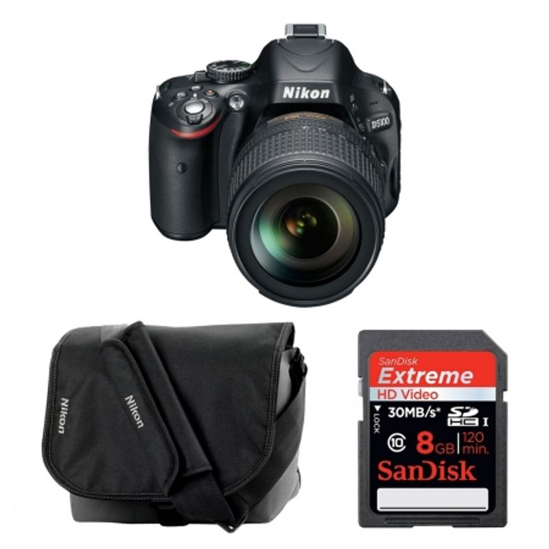 nikon-d5100-kit-18-105mm-vr-af-s-dx-sd-8gb-sandisk-extreme-30mb-s-video-hd-geanta-foto-nikon-cf-eu05-21895