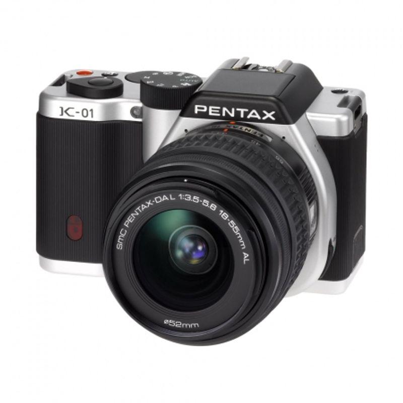 pentax-k-01-kit-smc-18-55mm-f-3-5-5-6-silver-black-aparat-foto-mirrorless-22109