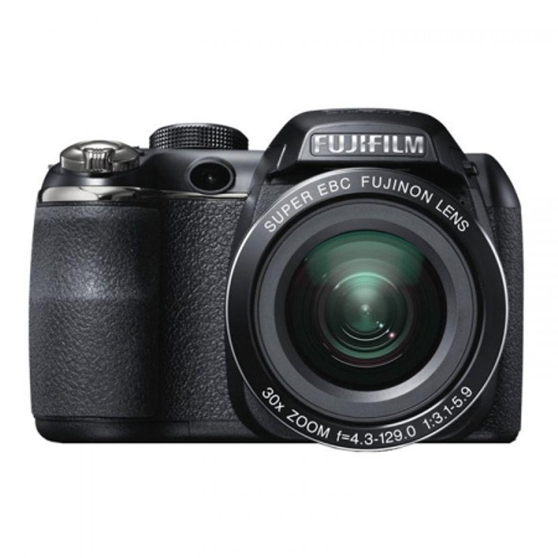 fuji-finepix-s4500-geanta-fujifilm-sd-4-gb-incarcator-acumulatori-22142-2