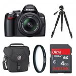 nikon-d3000-kit-18-55mm-vr-af-s-dx-trepied-wt3642-geanta-tamrac-5231-sd-4gb-sandisk-ultra-filtru-kenko-mc-uv-digital-52mm-22176