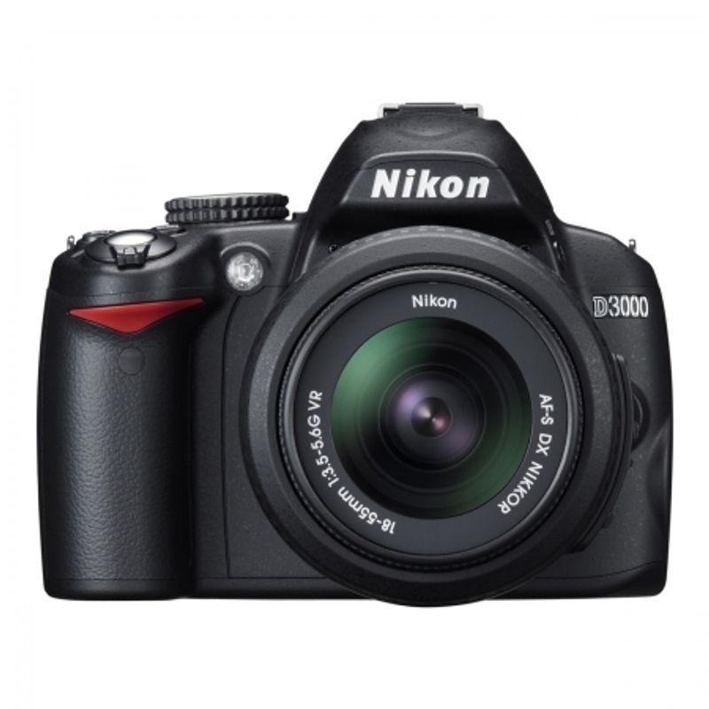nikon-d3000-kit-18-55mm-vr-af-s-dx-trepied-wt3642-geanta-tamrac-5231-sd-4gb-sandisk-ultra-filtru-kenko-mc-uv-digital-52mm-22176-2