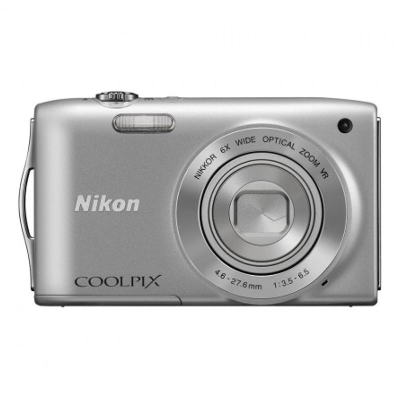 nikon-coolpix-s3300-argintiu-22194-1