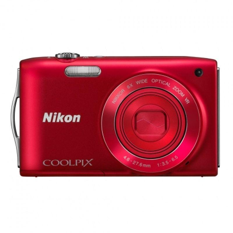 nikon-coolpix-s3300-rosu-22195-1