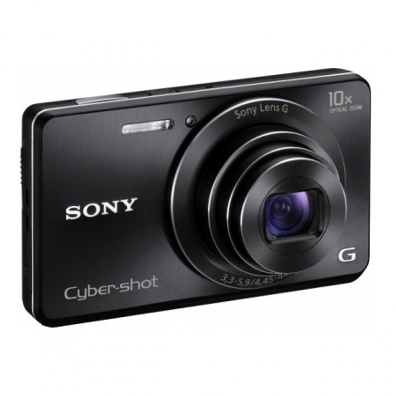 sony-cyber-shot-w690-negru-card-sd-sony-4gb-husa-22683-1