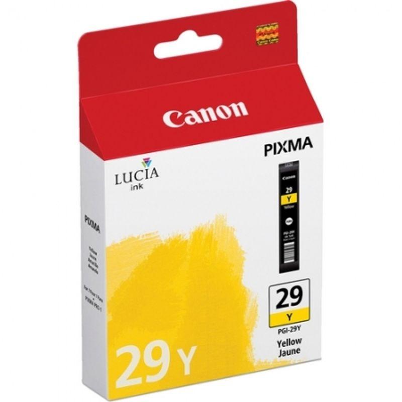canon-pgi-29y-galben-cartus-imprimanta-canon-pixma-pro-1-21432