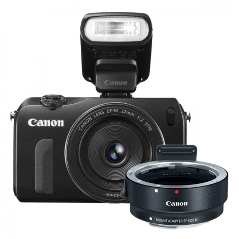canon-eos-m-negru-22mm-f2-stm-adaptor-ef-m-ef-23836