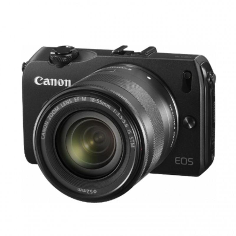 canon-eos-m-18-55mm-is-stm-22mm-blit-90ex-negru-23837-1