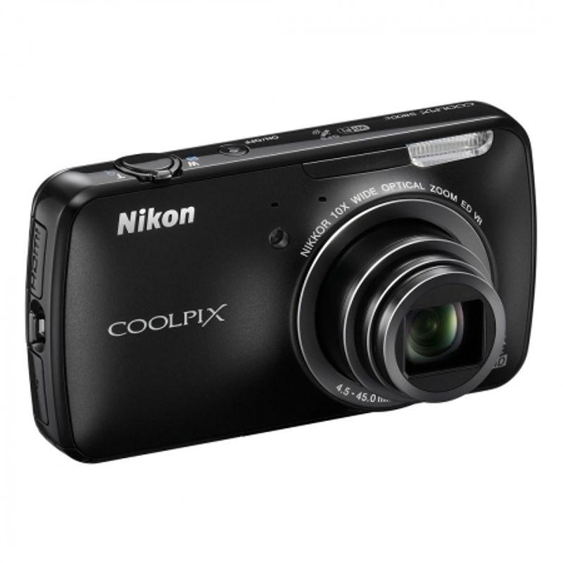 nikon-coolpix-s800c-negru-23891-1