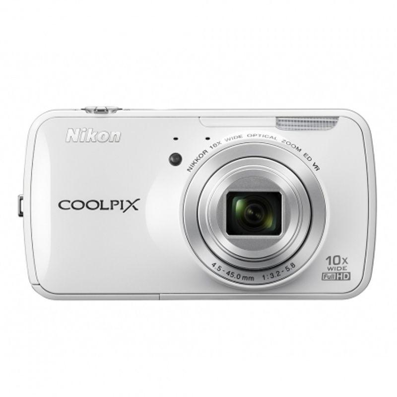 nikon-coolpix-s800c-alb-23892