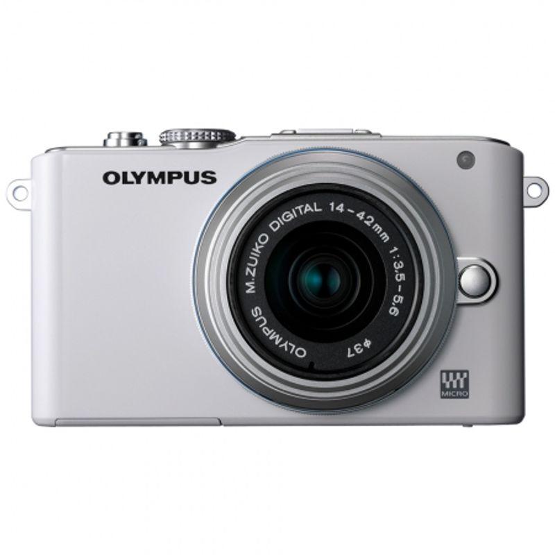 olympus-e-pl3-alb-obiectiv-m-zuiko-digital-ed-14-42mm-argintiu-24843