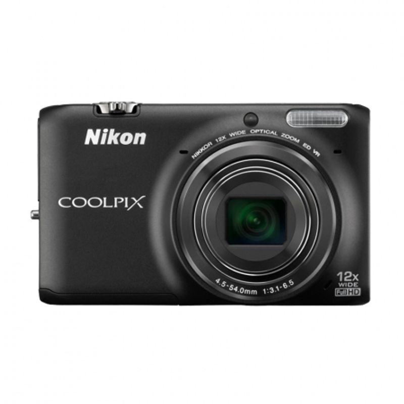 nikon-coolpix-s6500-negru-25393