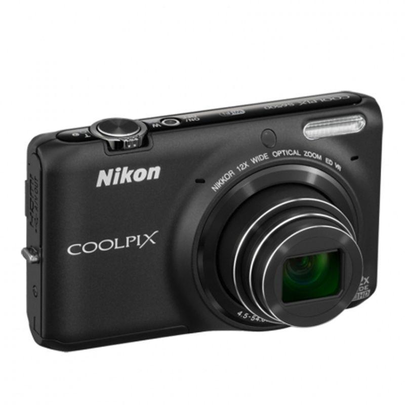 nikon-coolpix-s6500-negru-25393-1