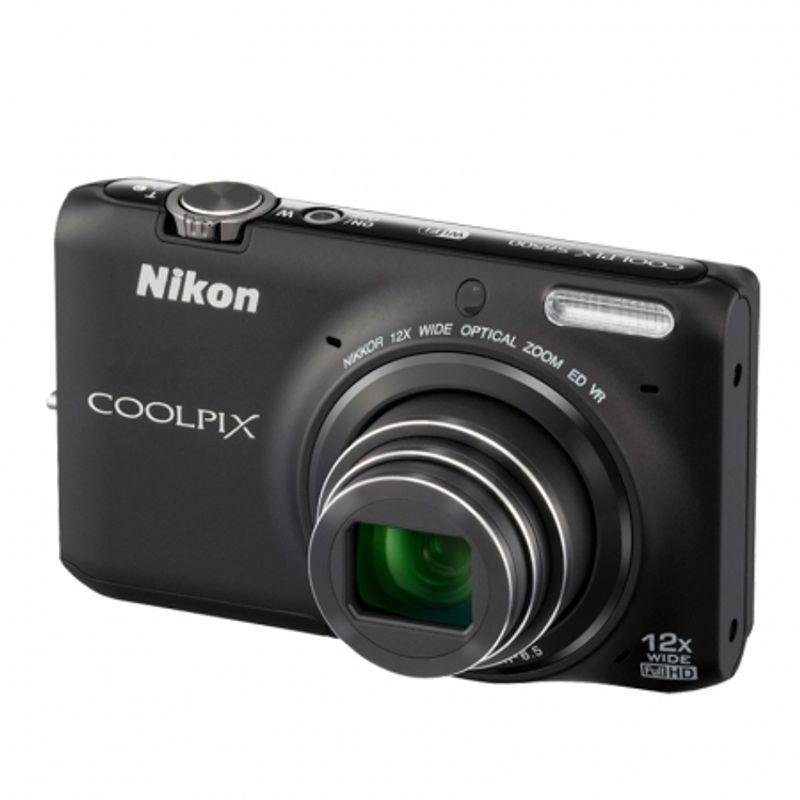 nikon-coolpix-s6500-negru-25393-2