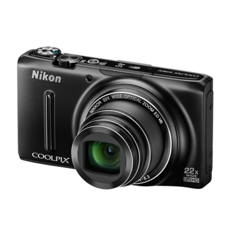 nikon-coolpix-s9500-negru-25394