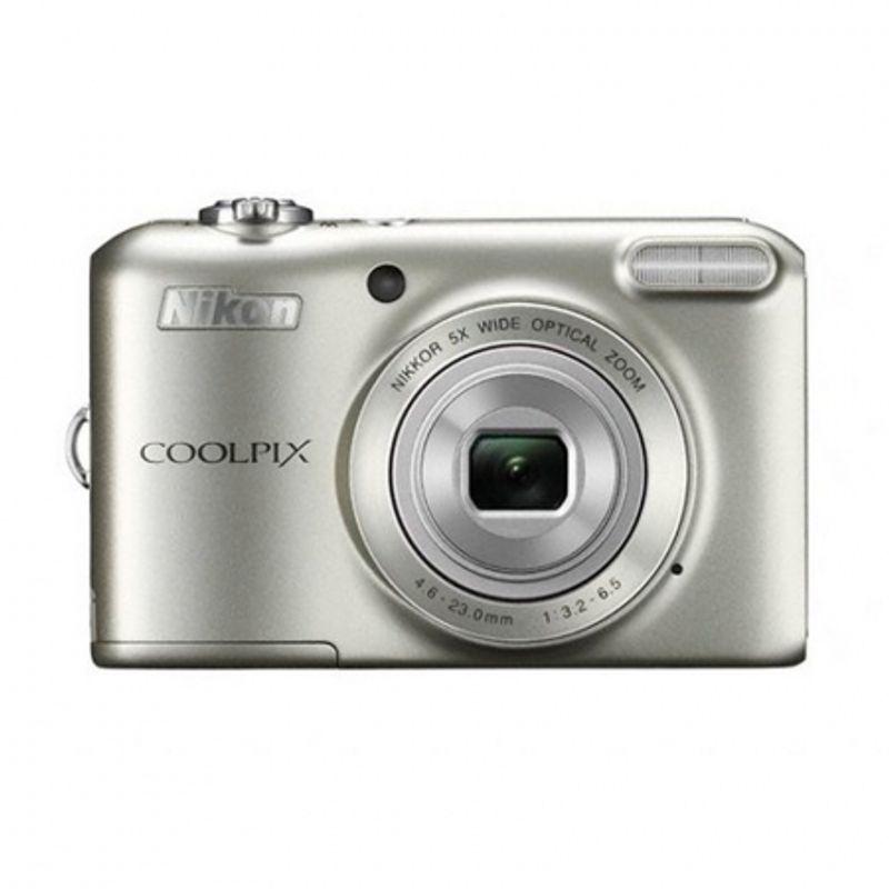 nikon-coolpix-l27-argintiu-25559