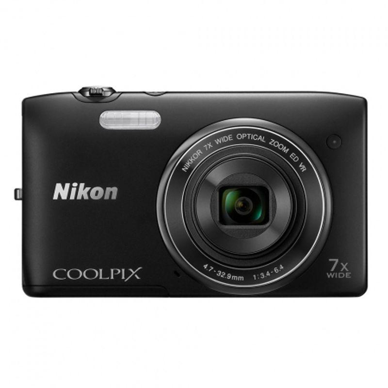 nikon-coolpix-s3500-negru-25988-1