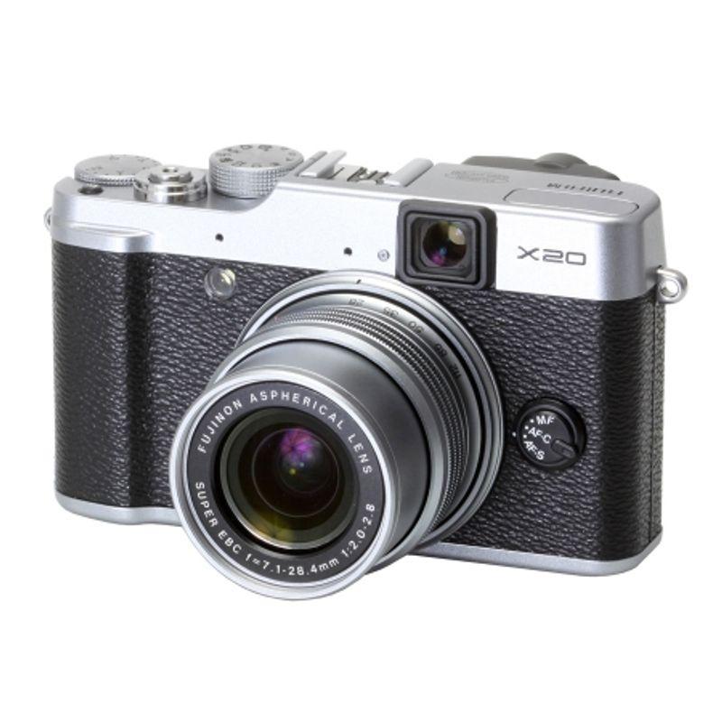 fuji-finepix-x20-argintiu-26028