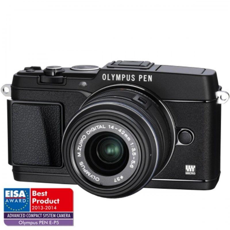 olympus-e-p5-negru-ez-m1442-ii-r-aparat-foto-mirrorless-27486