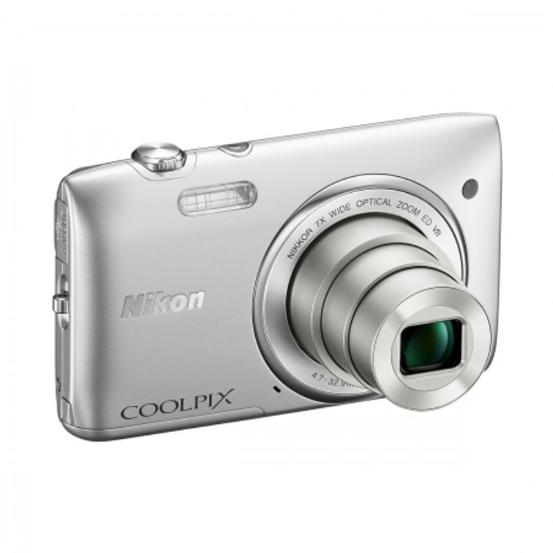 nikon-coolpix-s3500-argintiu-27997-1