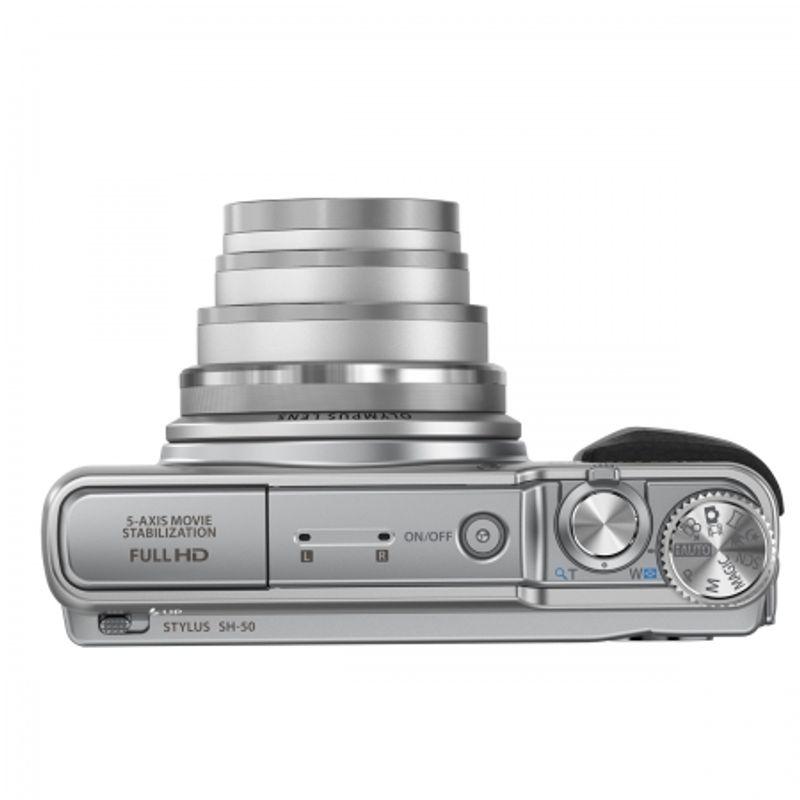 olympus-sh-50-argintiu-28265-3