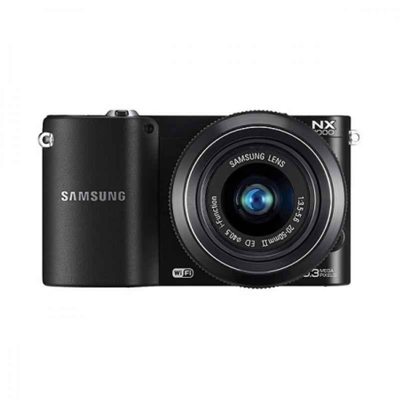 samsung-nx1000-black-cu-obiectiv-20-50mm-ev-nx1000babro-28678-2