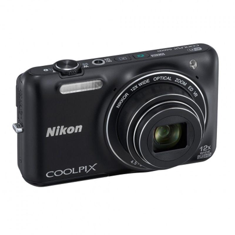 nikon-coolpix-s6600-negru-28890