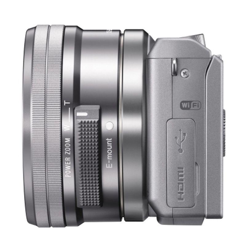 sony-nex-5t-kit-cu-selp-16-50-f-3-5-5-6-oss-argintiu-16-mpx--fast-hybrid-af--full-hd--wi-fi-29389-8