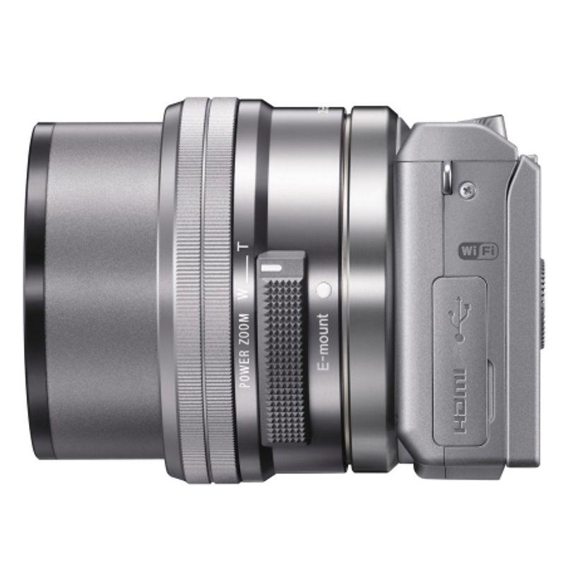 sony-nex-5t-kit-cu-selp-16-50-f-3-5-5-6-oss-argintiu-16-mpx--fast-hybrid-af--full-hd--wi-fi-29389-9