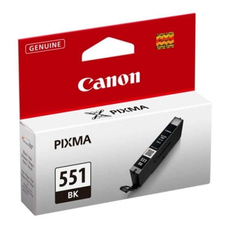 canon-cli-551bk-cartus-cerneala-neagra-pentru-canon-ip7250-24667