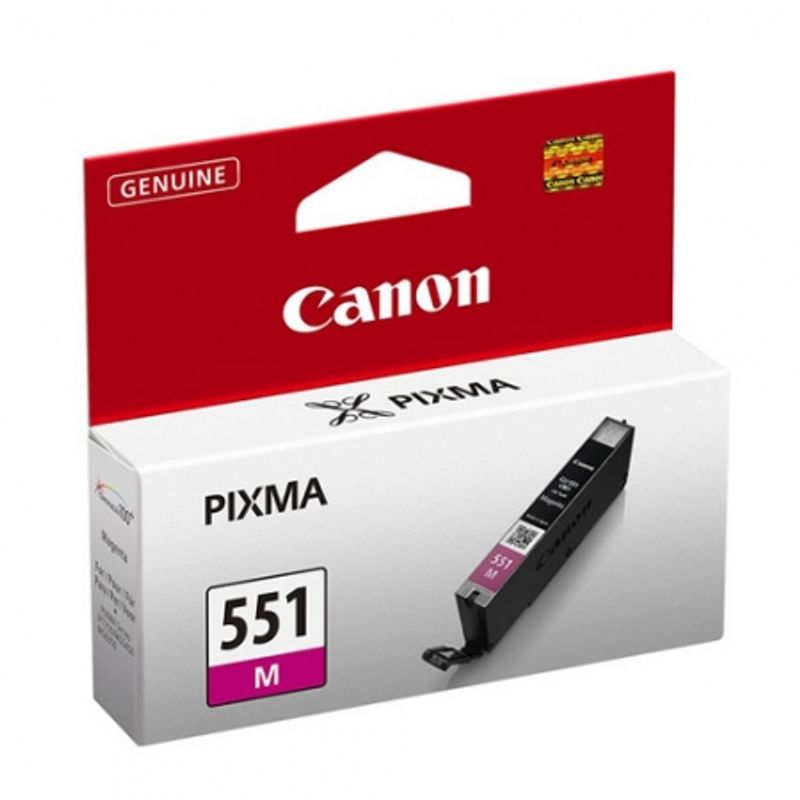 canon-cli-551m-cartus-cerneala-magenta-pentru-canon-ip7250-24669