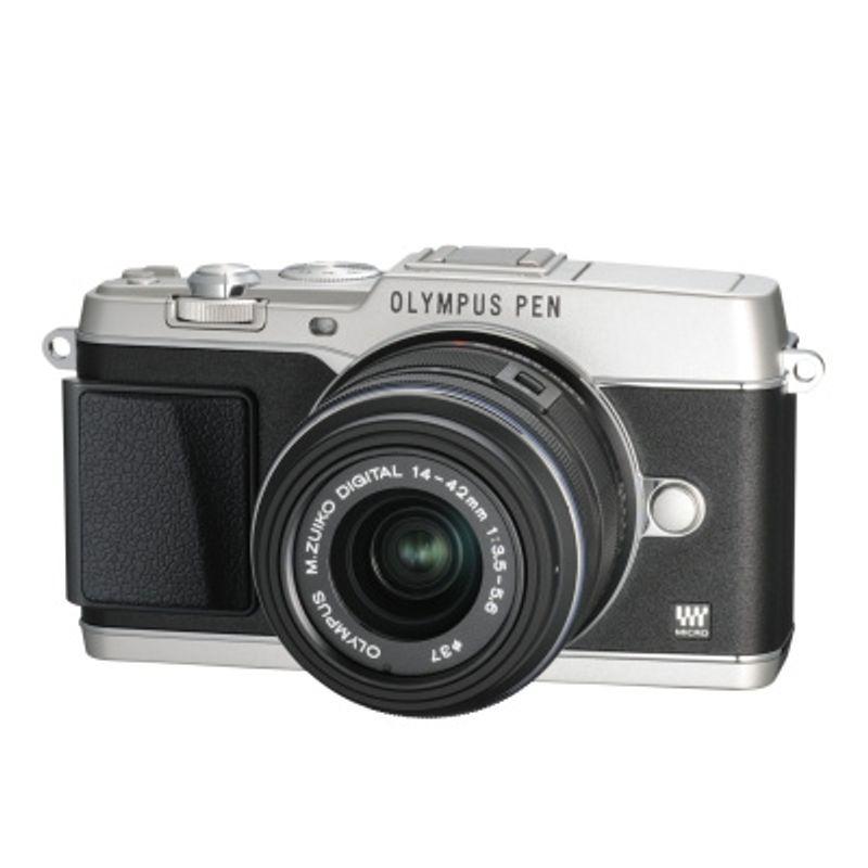 olympus-e-p5-kit-cu-ez-m1442-ii-r-argintiu-aparat-foto-mirrorless-30509