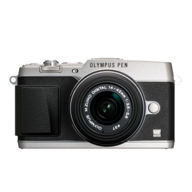 olympus-e-p5-kit-cu-ez-m1442-ii-r-argintiu-aparat-foto-mirrorless-30509-2