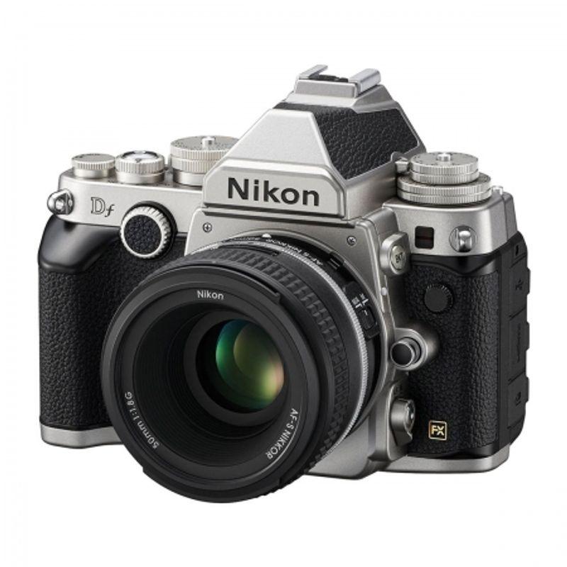 nikon-df-kit-50mm-f-1-8-argintiu-30511