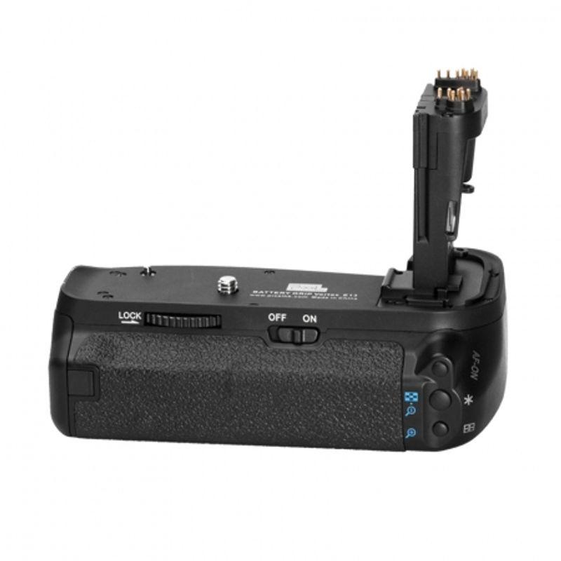 pixel-vertax-bg-e13-grip-pentru-canon-6d-25082