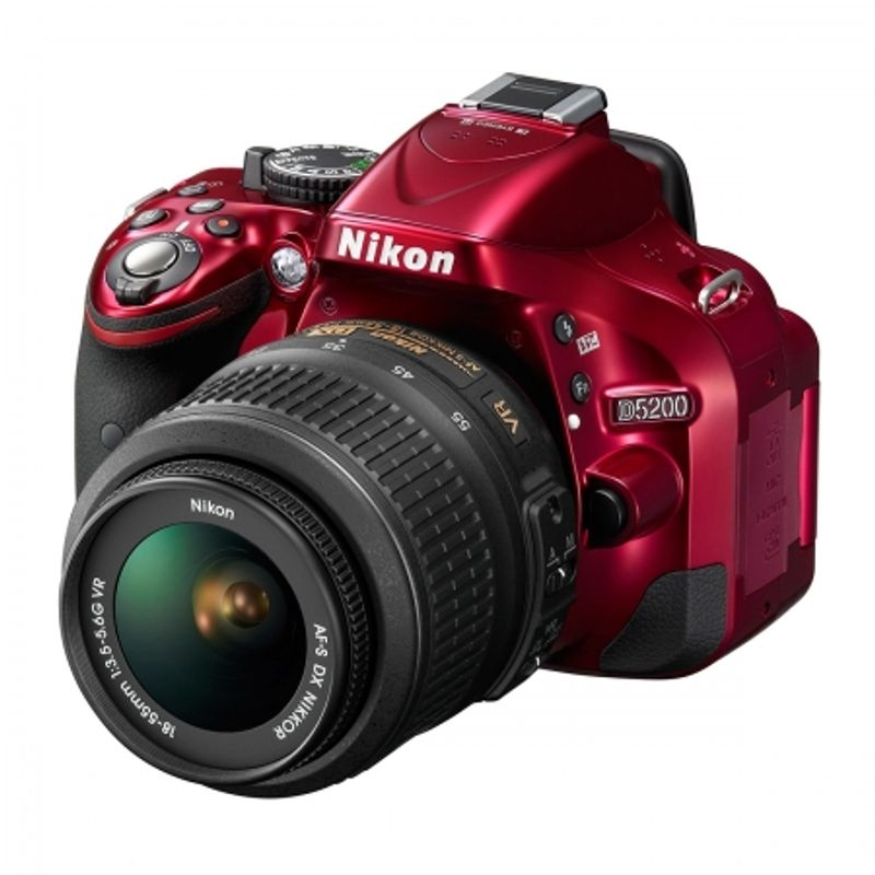 nikon-d5200-kit-18-55mm-vr-af-s-dx-rosu-31049