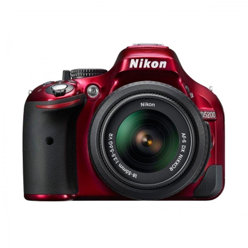 nikon-d5200-kit-18-55mm-vr-af-s-dx-rosu-31049-1