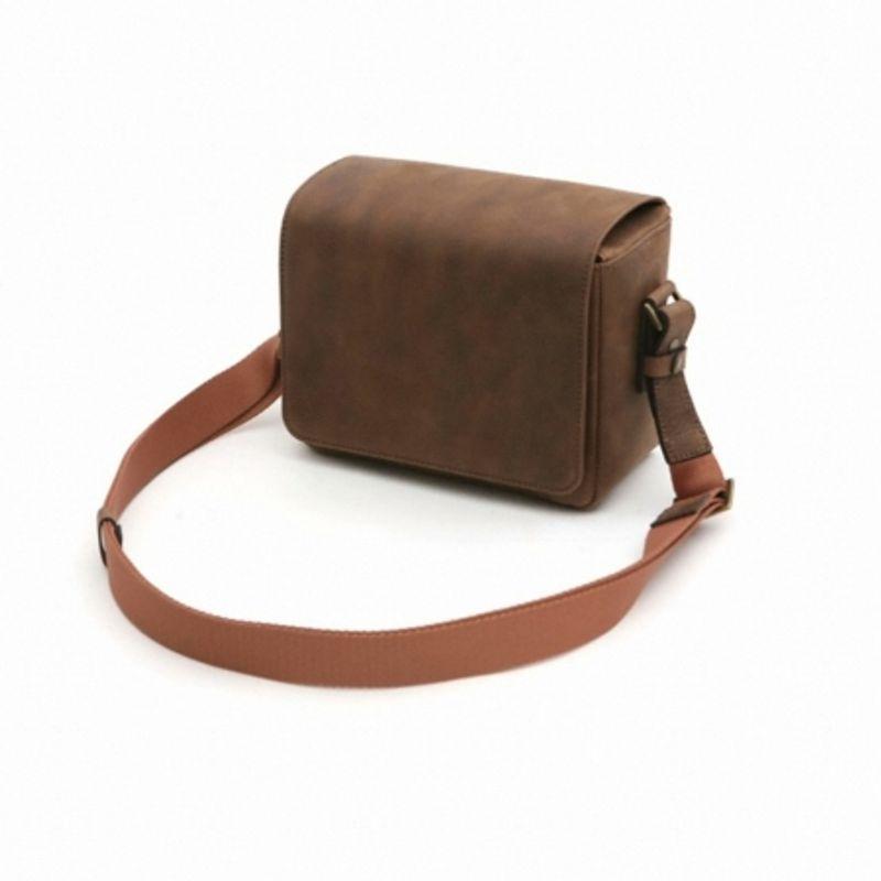 matin-m-9848-vintage-bag-matte-mini-brown-geanta-foto-video-25303