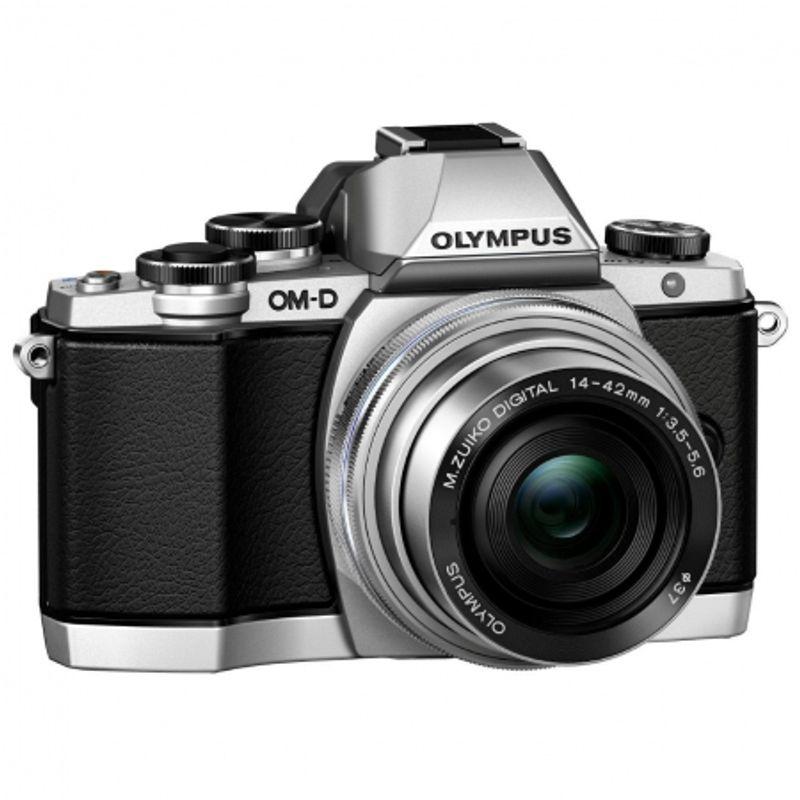 olympus-om-d-e-m10-kit-cu-14-42mm-argintiu-31858-6