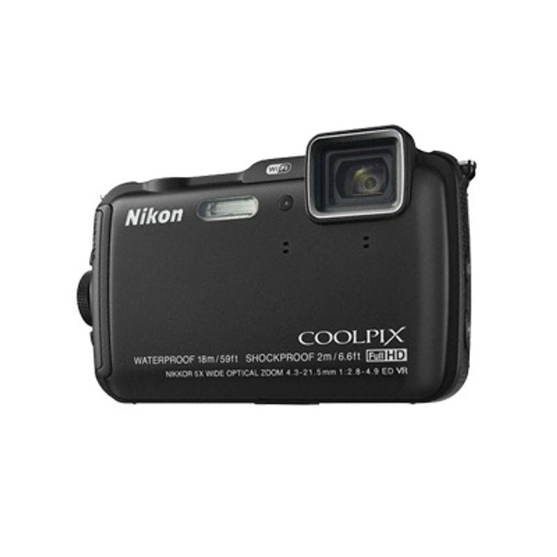 nikon-coolpix-aw120-negru-32116