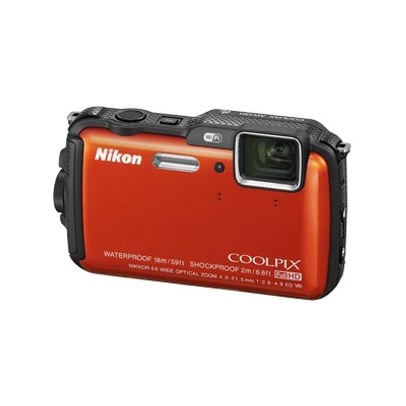 nikon-coolpix-aw120-portocaliu-32117-1
