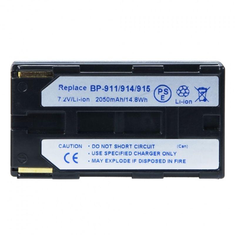 power3000-pl914s-860-acumulator-replace-tip-canon-bp-911-914-915-2050mah-25858-1
