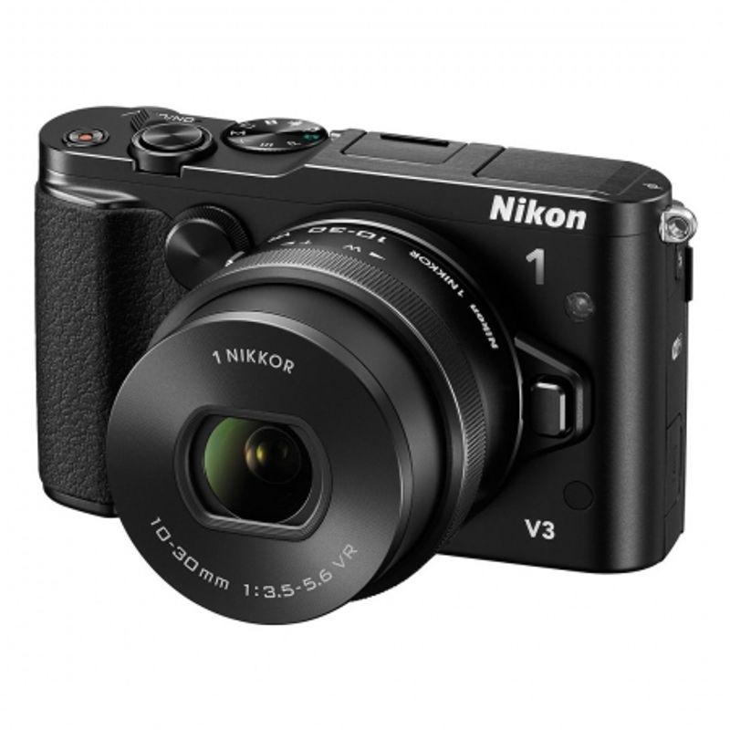 nikon-1-v3-kit-cu-nikkor-vr-10-30mm-f-3-5-5-6-negru-32809